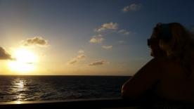 jill on ship